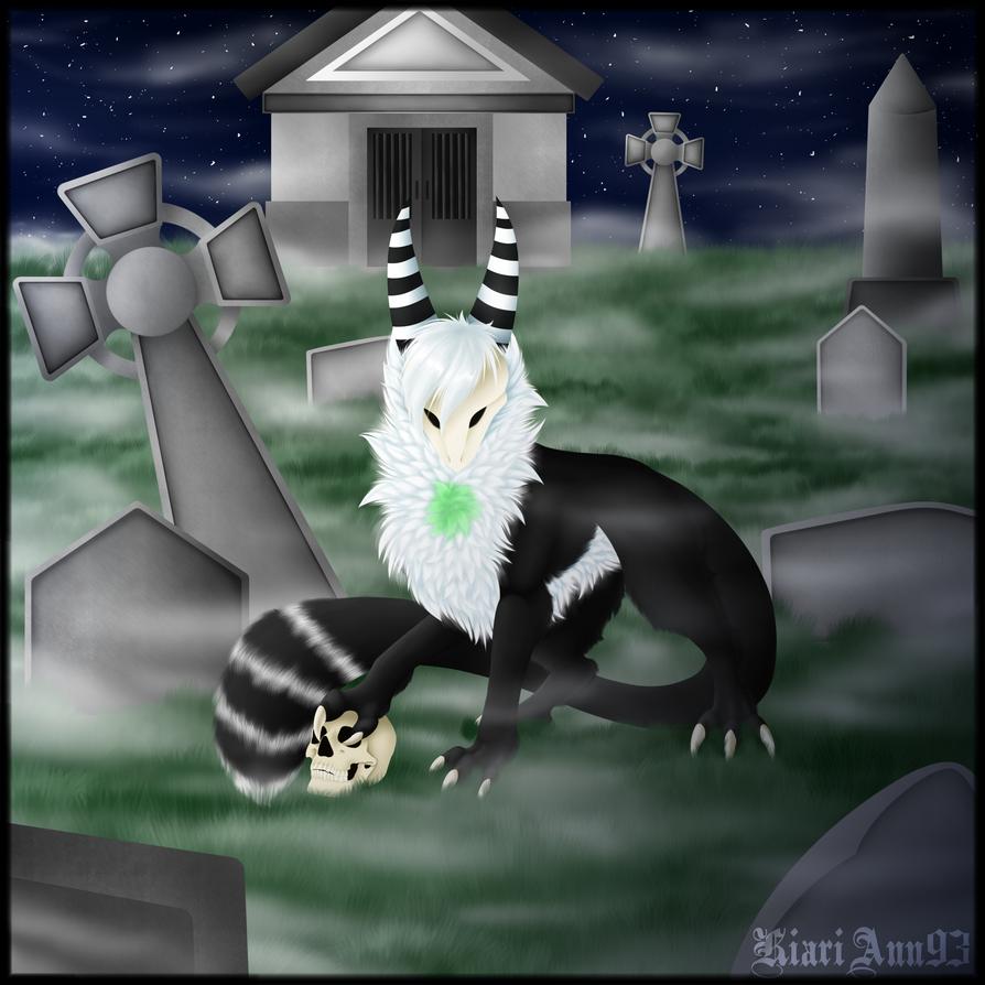 (COM) Souls of Plenty fill the Beast by KiariAnn93