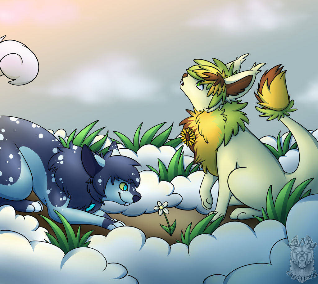 (GIFT) The Fall of Winter by KiariAnn93