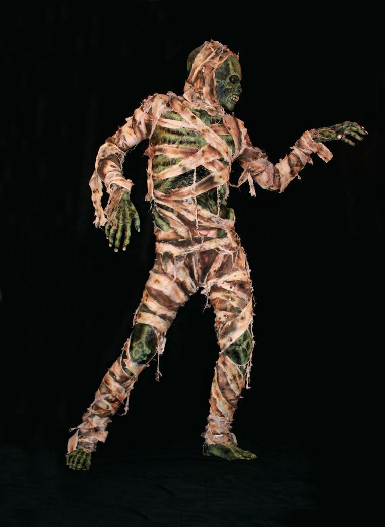 Mummy Costume 1 by GorillaEye