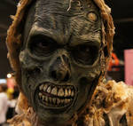 Mummy Costume at Transworld Halloween Tradeshow 3