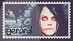 Gerard Way stamp by xthiscantgetworse