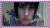 Oli Sykes stamp by xthiscantgetworse
