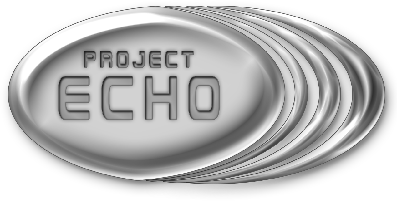 Project Echo Concept Logo
