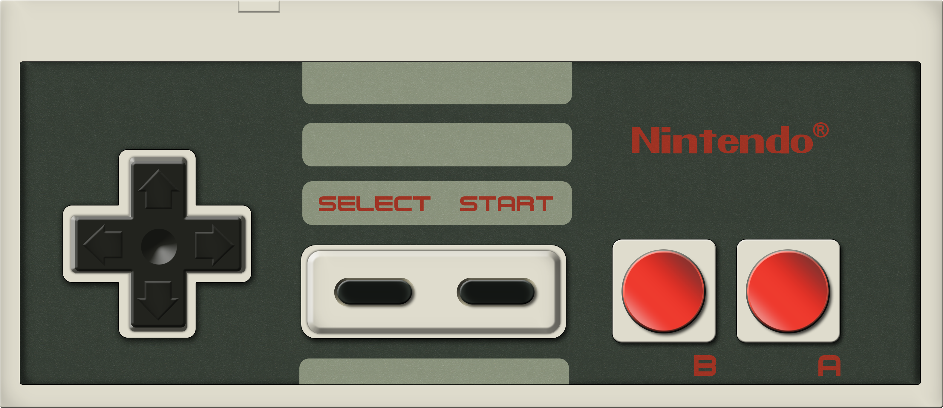 CG NES Controller by B...