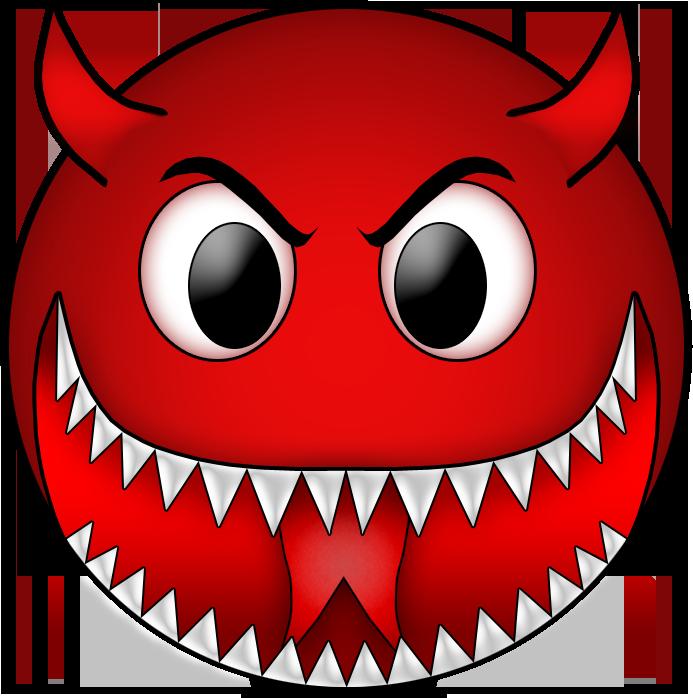 Big Evil Smile :D by BLUEamnesiac on DeviantArt