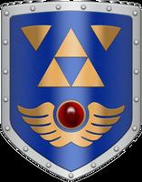 LA Shield by BLUEamnesiac