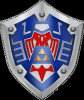 MM Hero's Shield by BLUEamnesiac