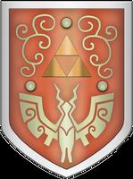 WW Hero's Shield by BLUEamnesiac