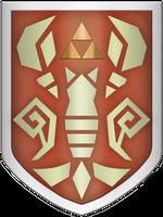 PH Wooden Shield by BLUEamnesiac
