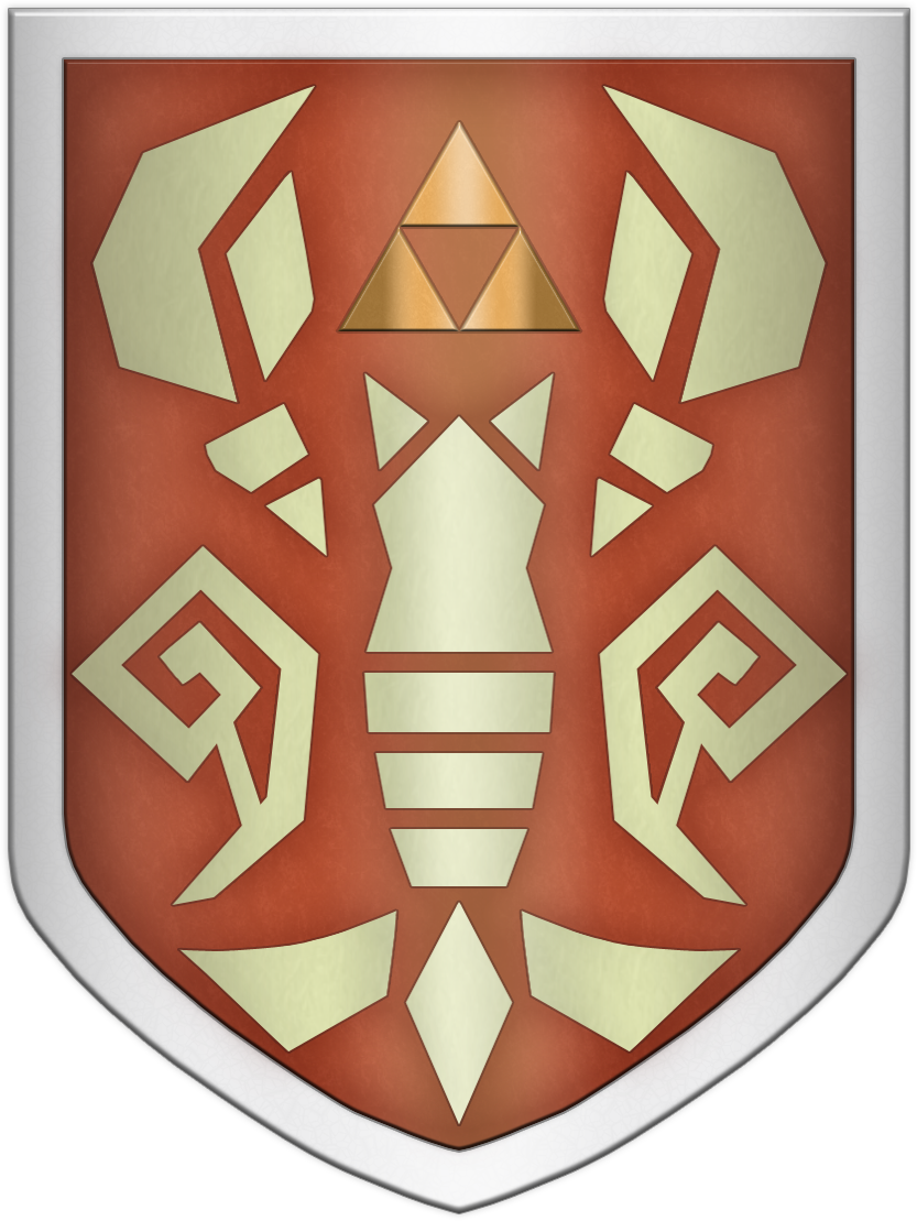 PH Wooden Shield by BLUEamnesiac