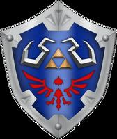 SS Hylian Shield by BLUEamnesiac