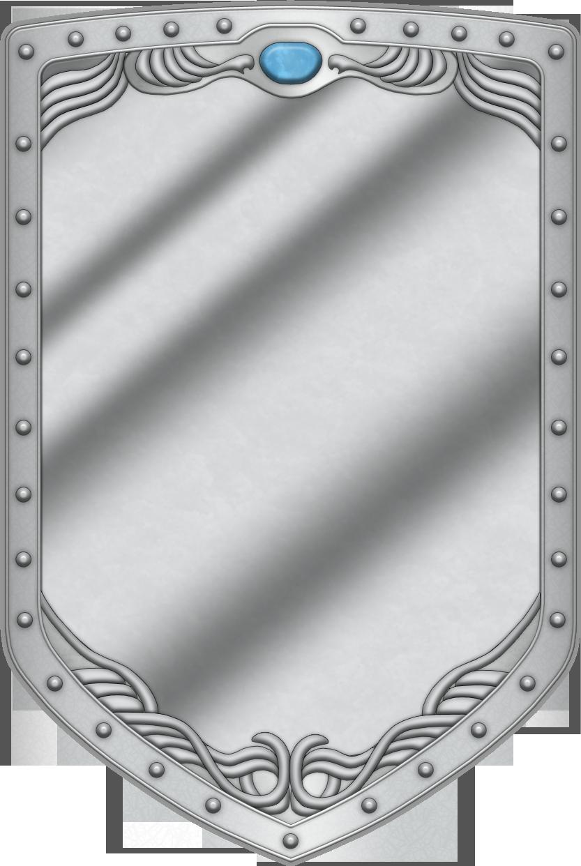 LA Mirror Shield by BLUEamnesiac