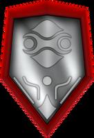 OOT:SC II Mirror Shield by BLUEamnesiac