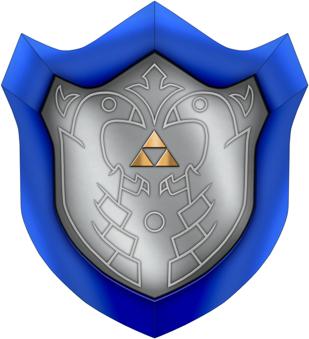 WW Mirror Shield by BLUEamnesiac on DeviantArt