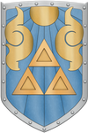 ALTTP Fighter's Shield