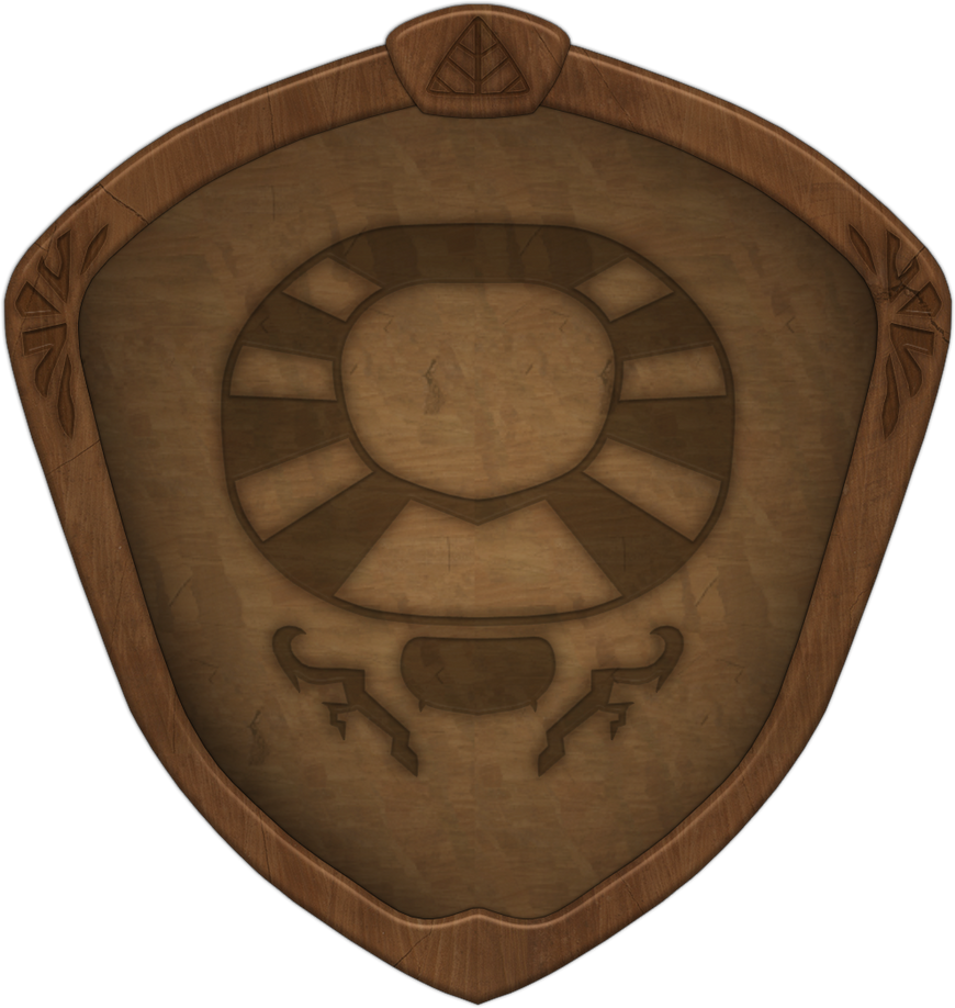 TP Ordon Shield by BLUEamnesiac