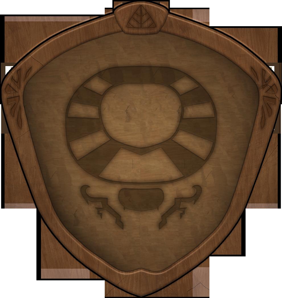 TP Ordon Shield by BLUEamnesiac