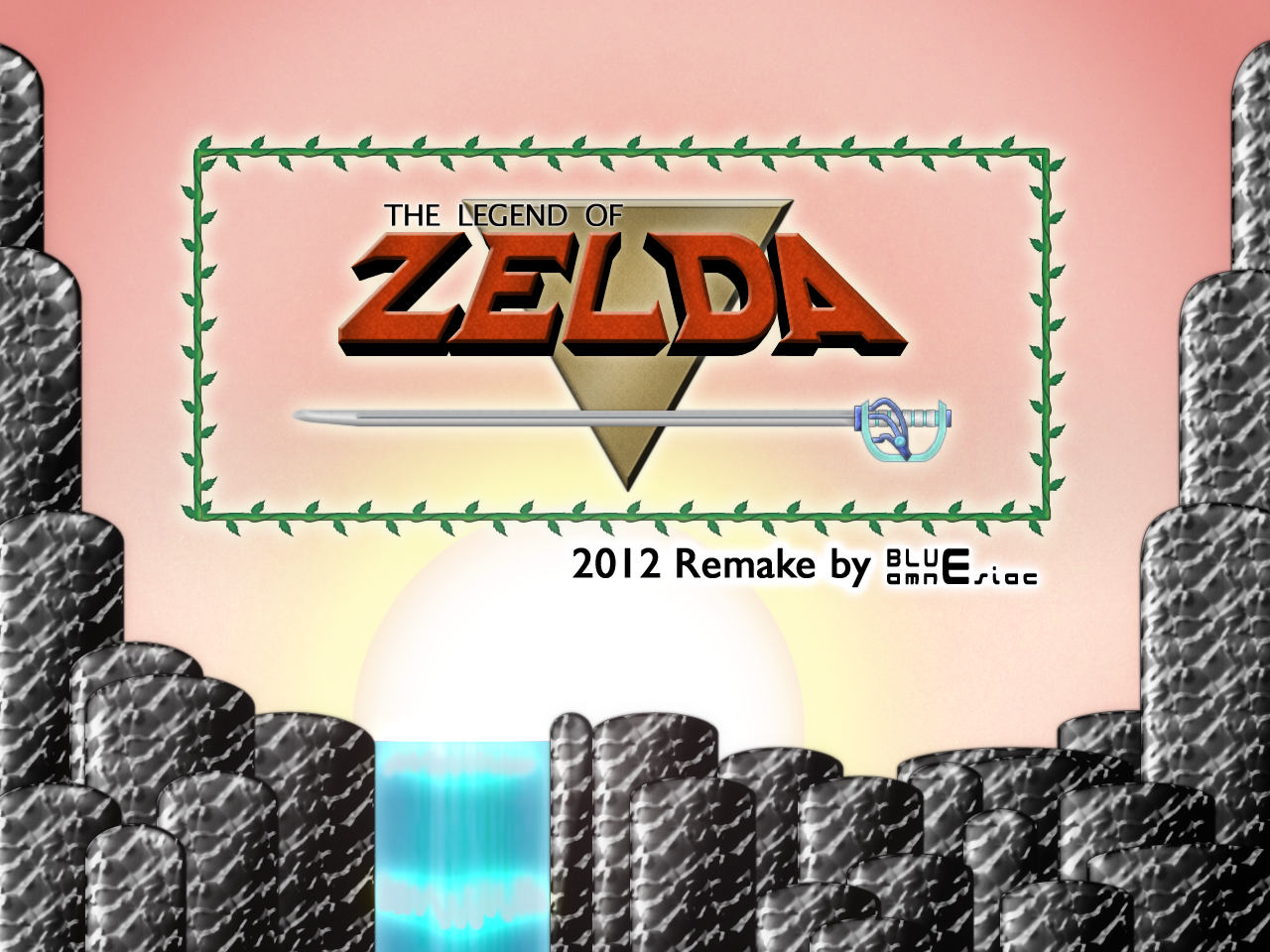 zelda screen: