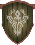 TP Wooden Shield