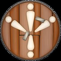 SS Wooden Shield by BLUEamnesiac