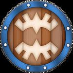 SS Banded Shield