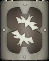 SS Reinforced Shield by BLUEamnesiac