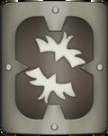 SS Reinforced Shield