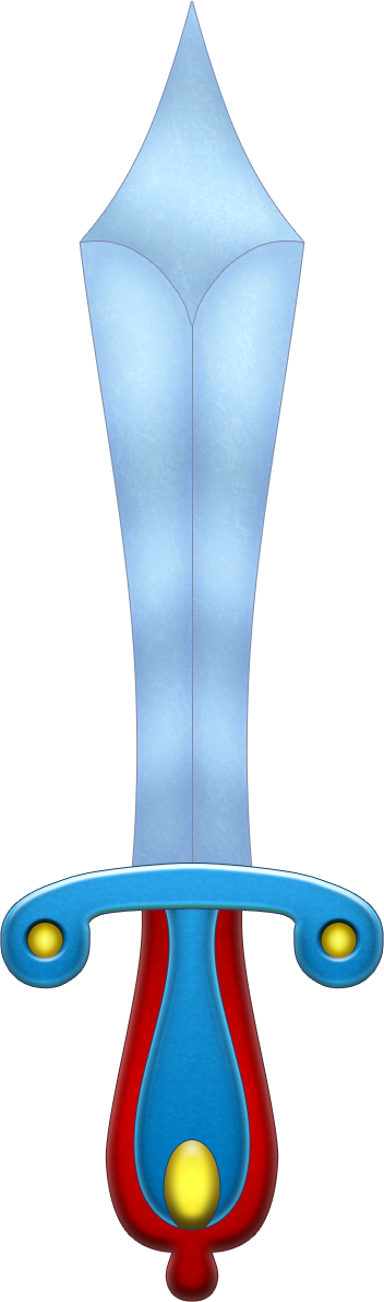 LOZ Magic Sword 1