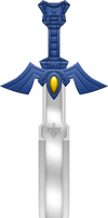 WW Master Sword