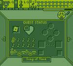 Majora's Mask: Quest Status [Game Boy Demake]