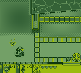 Majora's Mask: West Clock Town [Game Boy Demake] by BLUEamnesiac