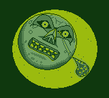 Majora's Mask GB: Moon's Tear by BLUEamnesiac