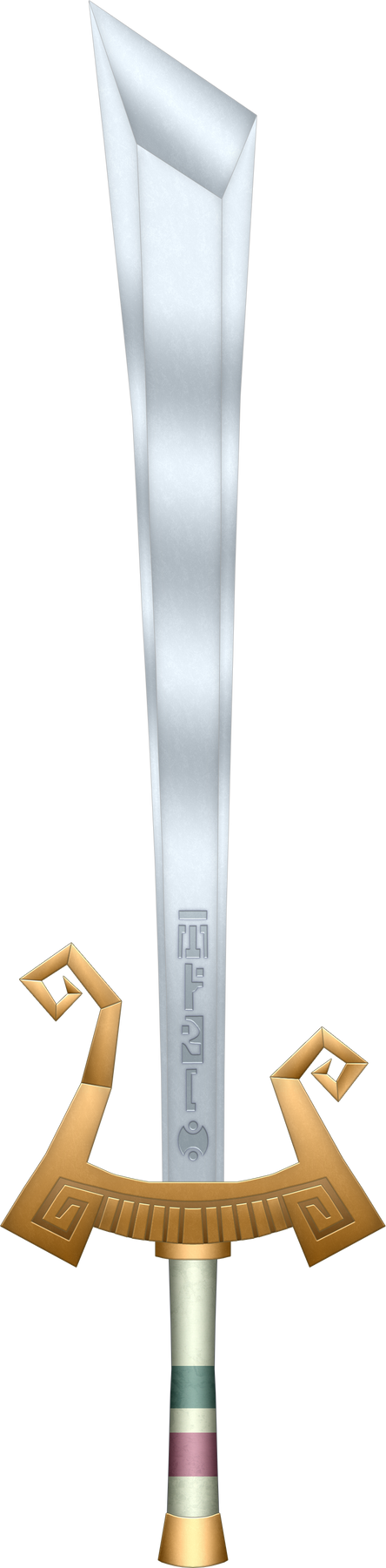 WW Ganon's Sword by BLUEamnesiac