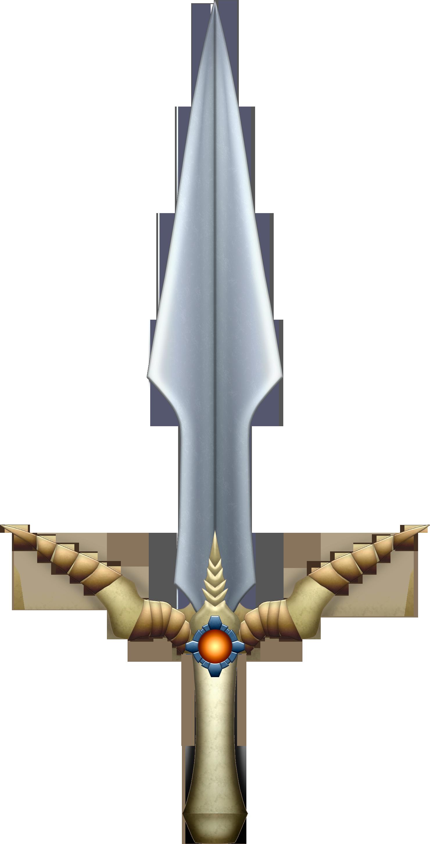 OOT Beast Ganon's Sword