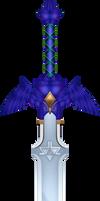 TP Master Sword by BLUEamnesiac