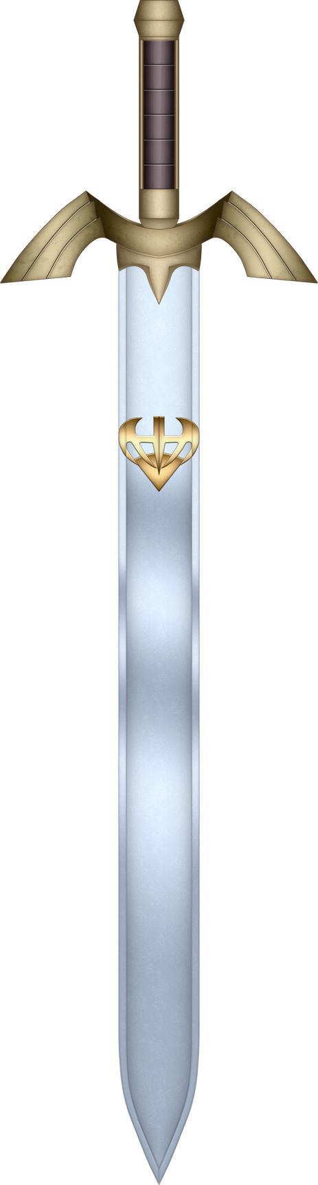 OoA+OoS Noble Sword by BLUEamnesiac