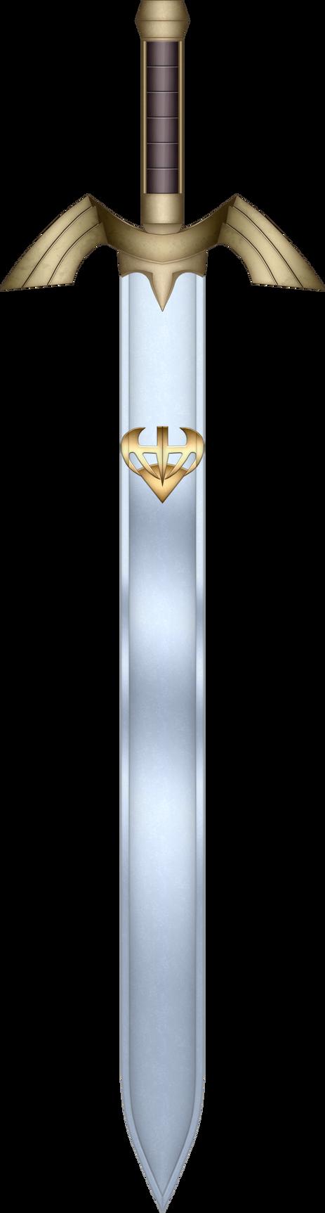 OoA+OoS Noble Sword by BLUEamnesiac