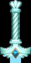 SS Goddess White Sword