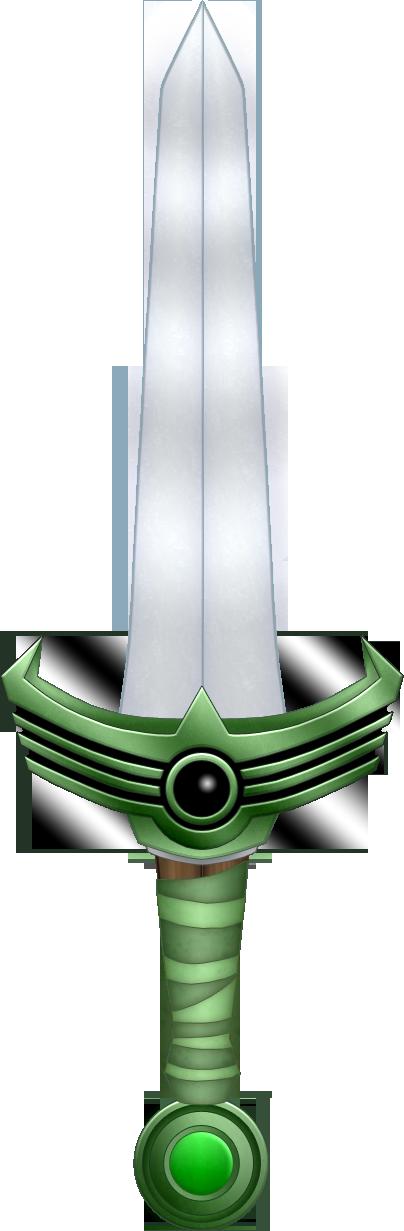 TMC Elemental White Sword