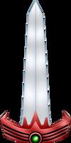 TMC Elemental White Sword [2 Elements]