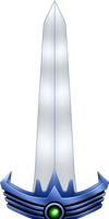 TMC Elemental White Sword [3 Elements]