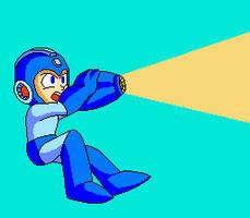 Mega Man 06122012 by BLUEamnesiac