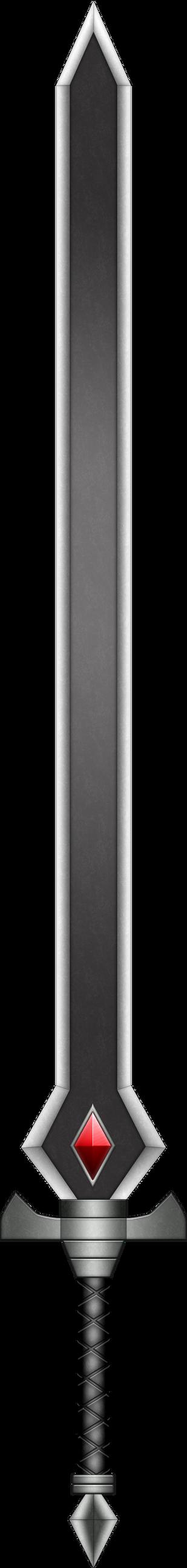 Ghirahim's Sword by BLUEamnesiac