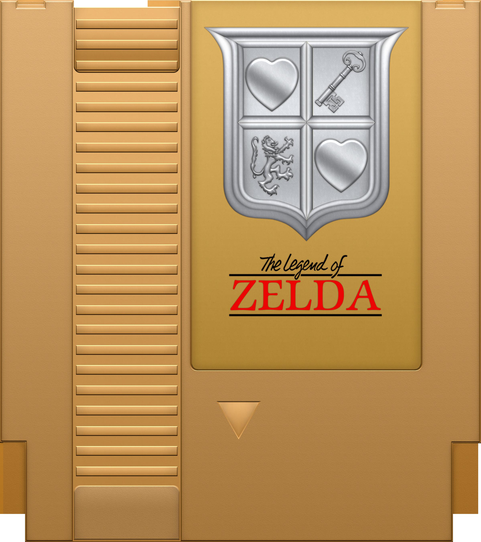 The Legend of Zelda Gold Cartridge by BLUEamnesiac on DeviantArt