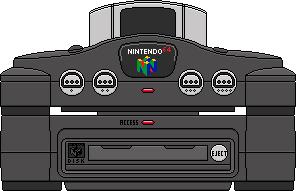 Nintendo 64 DD by BLUEamnesiac