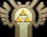 Golden Goddesses Statue Pattern
