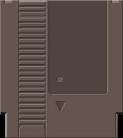 NES Cartridge [Pixel Art] by BLUEamnesiac