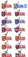 Ocarina of Time styled Zelda titles