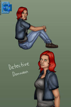 Detective Donovan 10182012