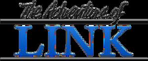 Classic Zelda II Logo by BLUEamnesiac